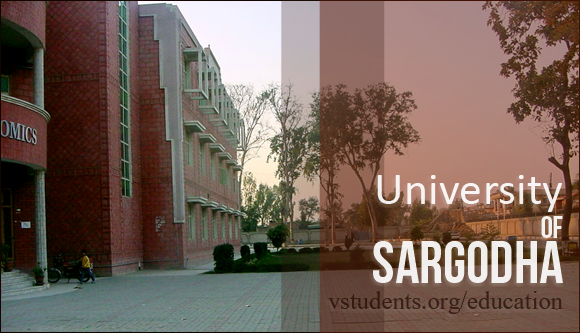 Admission in Sargodha university