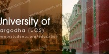 UOS University of Sargodha Admission 2020 Last Date and Fee Structure