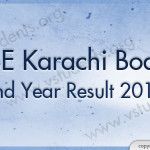 Intermediate 2nd Year Result 2014 Karachi Board