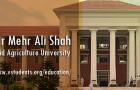 Arid-Agriculture-University-Admission