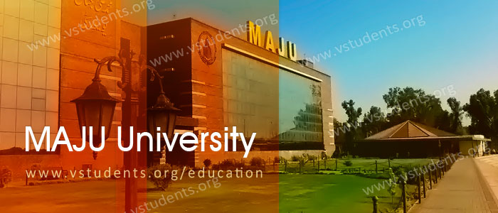 MAJU University Karachi Admission