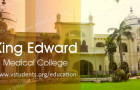 Admission in king Edward Medical College