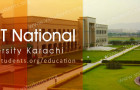 FAST National University Karachi Admission