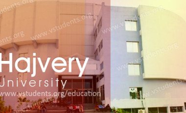 Hajvery University (HU) Lahore Admissions 2021 Last Date and Fee Structure