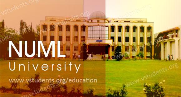 NUML University Islamabad Admission 2016 Short Courses Last Date