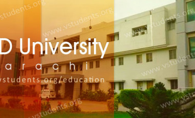 NED University Admission 2020 Last Date Entry Test and Fee Structure