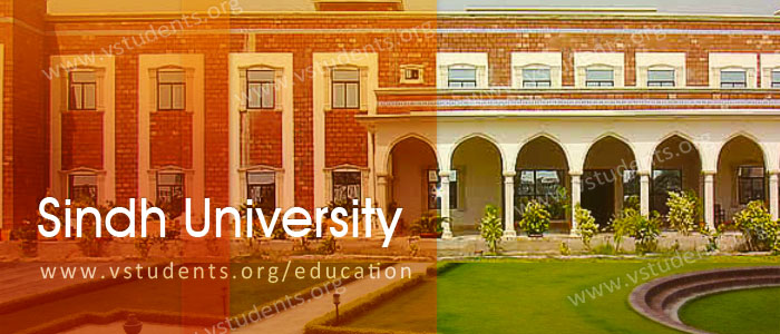 Admission in Sindh University Jamshoro Campus