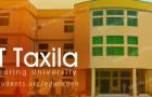 UET Taxila Admission 2014