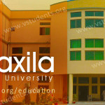 UET Taxila Admission 2016 Last Date Entry Test and Fee Structure