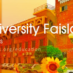 GC University Faisalabad Admission 2017 and Fee Structure