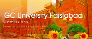 Government College Faisalabad Admissions 2018