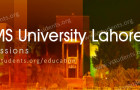 LUMS Lahore Admissions 2016