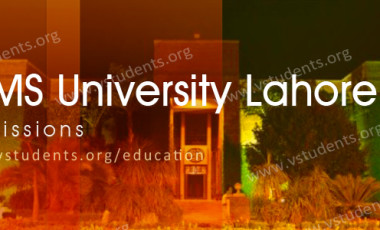 LUMS University Lahore Admission 2017 and Fee Structure