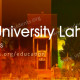 LUMS Lahore Admission 2019 Last Date and Fee Structure