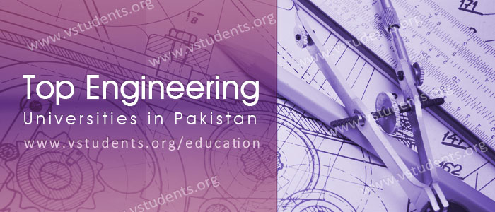 Top Engineering Universities Pakistan by HEC