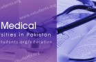 Best Medical Universities in Pakistan
