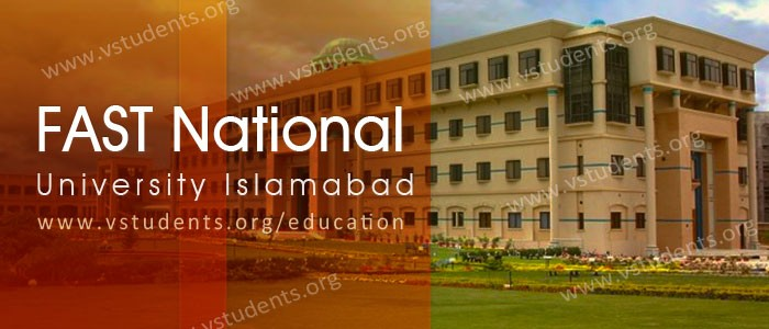 FAST University Islamabad Admission 2020 Last Date and Fee Structure