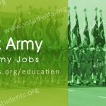 Join Pak Army 2017 Online Registration for Pak Army Jobs