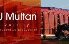 BZU Multan Admission 2017