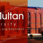 BZU Multan Admission 2017 Form Last Date and Fee Structure