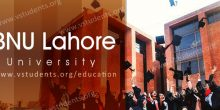 BNU Admission 2017 Last Date, Admission Form and Fee Structure