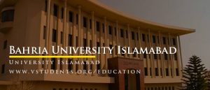 Bahria University Islamabad Admission 2019
