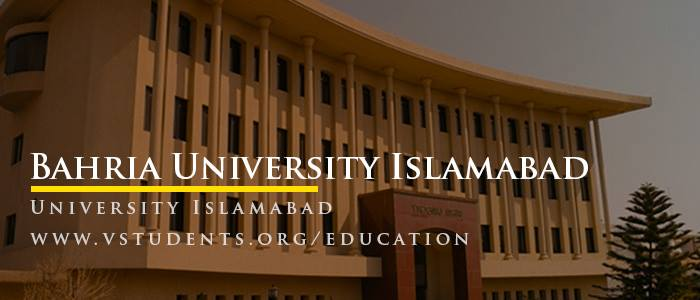 Bahria University Islamabad Admission 2018