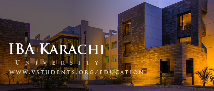 IBA Karachi Admissions 2019