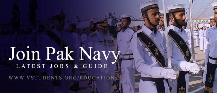 Join Pak Navy 2021 Online Registration For Pakistan Navy Jobs
