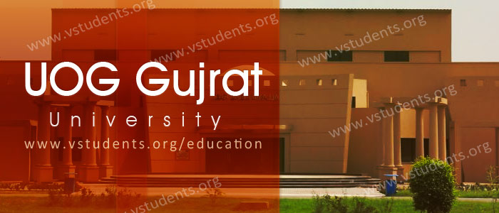 University of Gujrat UOG Admission 2019