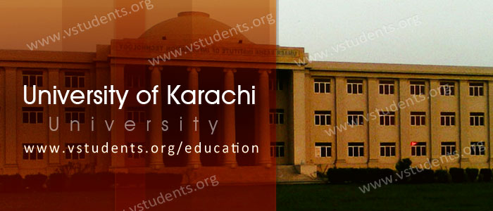 UOK University of Karachi Admission 2019 Last Date, Fee
