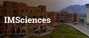 IMSciences Peshawar Admission 2019