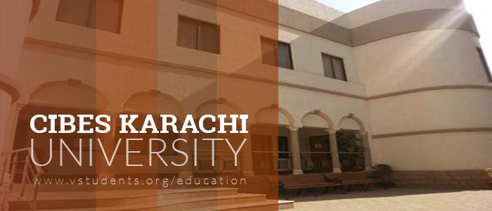 CIBES Karachi Admission 2019