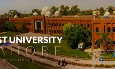 FAST University Lahore Admission 2019 Last Date and Fee Structure