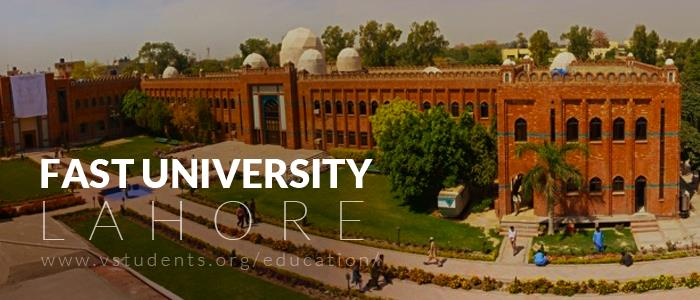 Fast University Lahore Admission