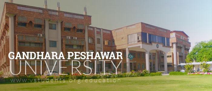 Gandhara University Peshawar Admissions 2019