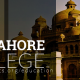 NCA Lahore Admission 2019 Last Date and Short Courses