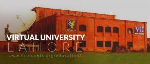 Virtual University Admission 2019