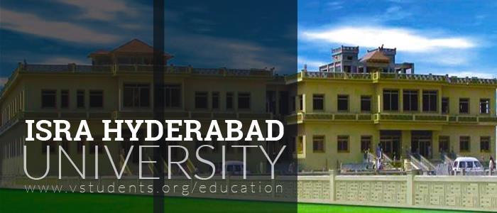 ISRA University Hyderabad Admissions 2020