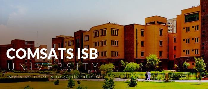 COMSATS University Islamabad Admission 2020 Last date & Fee Structure