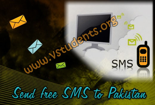 SMS service in pakistan